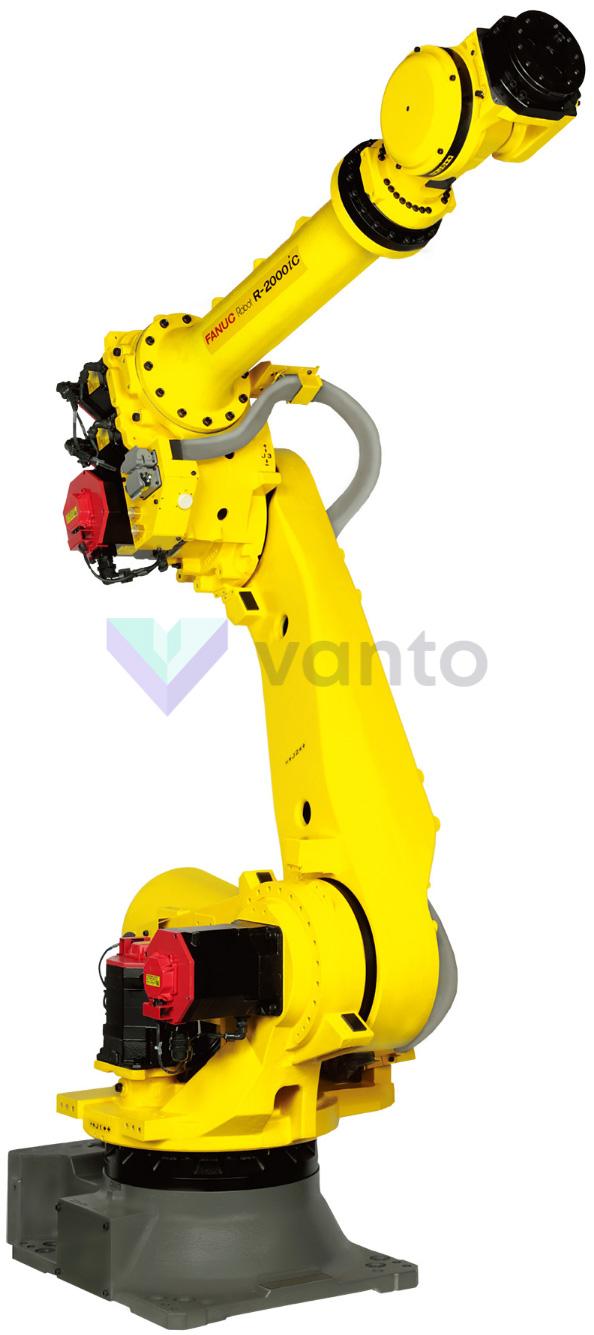 antropomorfní robot FANUC R-2000iA /165R (2005) id10497
