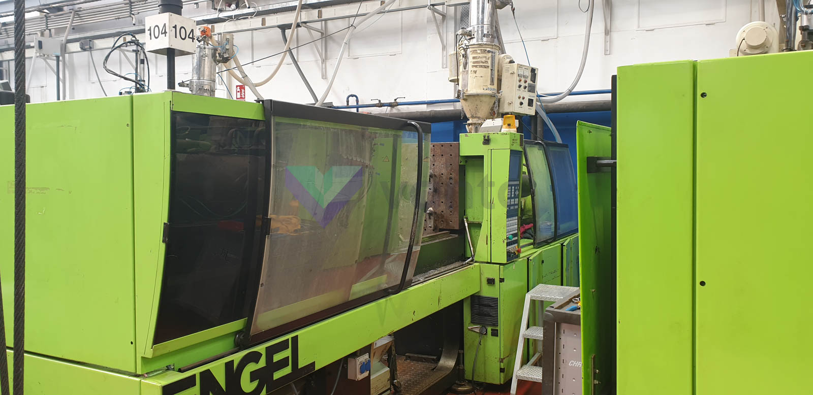 ENGEL ES 750 / 175 HLST 175t injection molding machine (1998) id10506