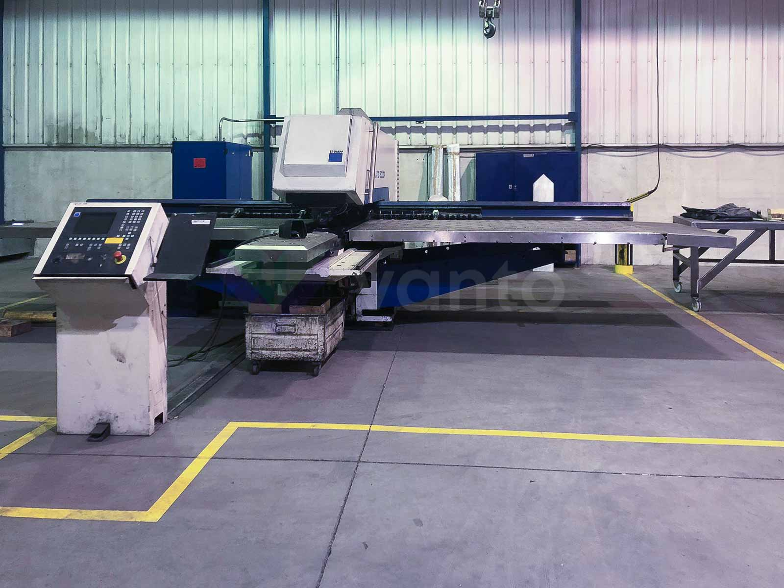 TRUMPF TRUMATIC 5000R CNC punching machine (2000) id10518