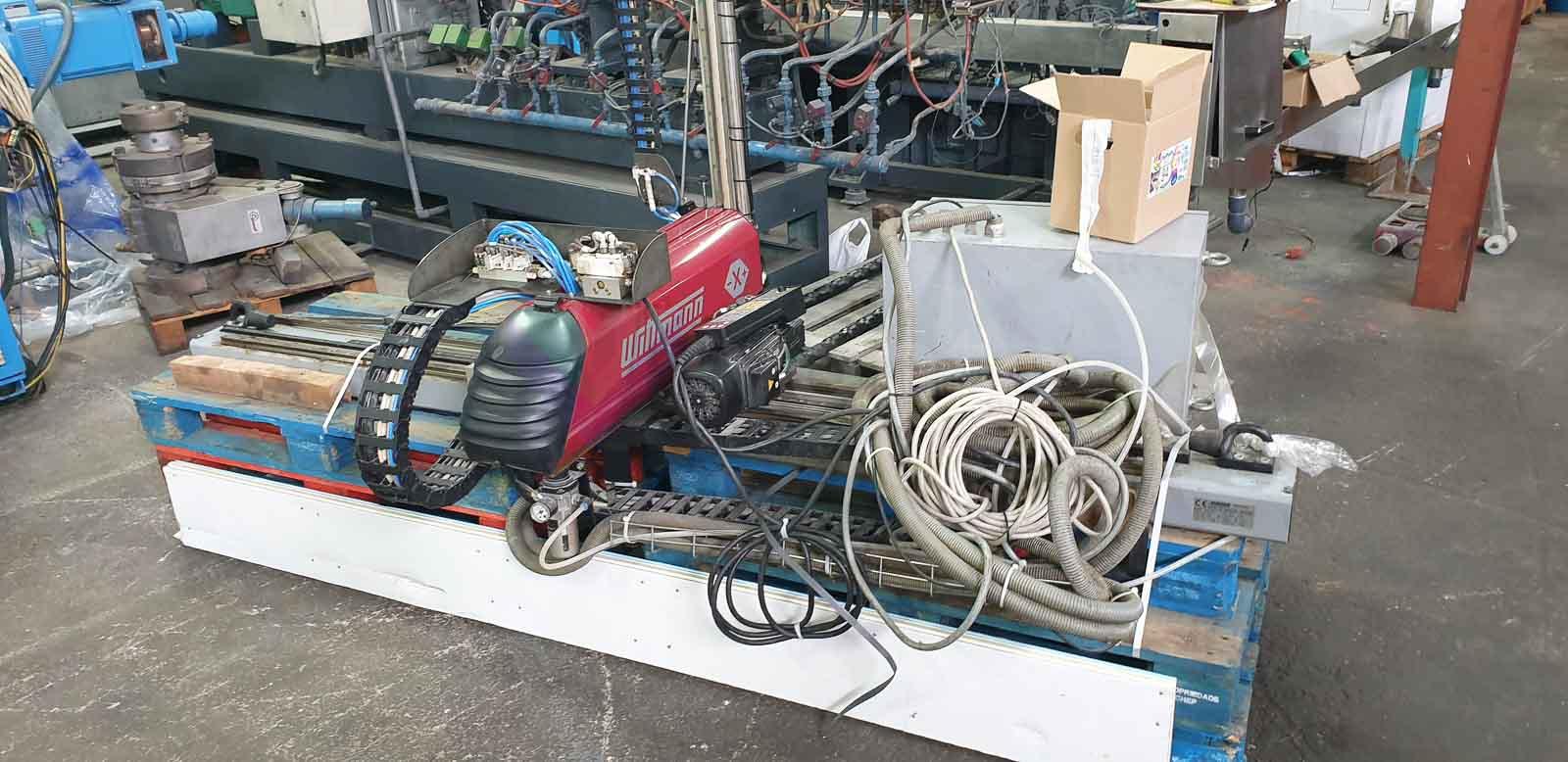 Kartezyen robot WITTMANN W620 (2002) id10562