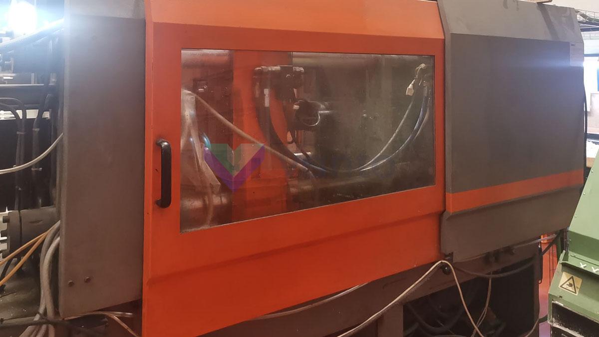 190t enjeksiyonu kalıplama makinesi SANDRETTO SETTE 190 (1987) id10603