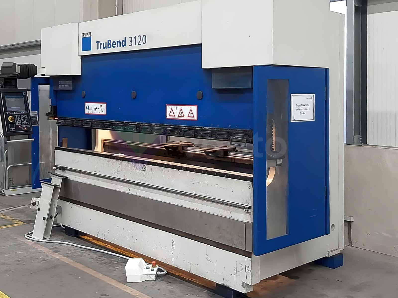 TRUMPF TruBend 3120 CNC Bending machine (2007) id10605